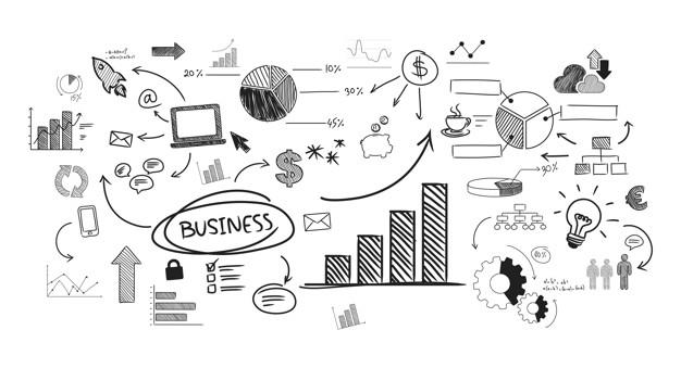 تصویر از گام های استراتژیک در توسعه ی کسب و کار