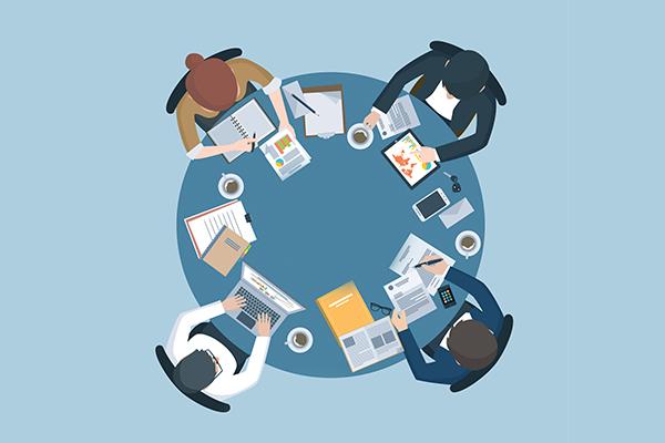 جلسات بررسی سازمان ها